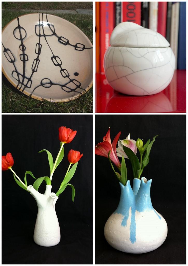 De tacones y bolsos mar a torn for Ceramica decorativa pared