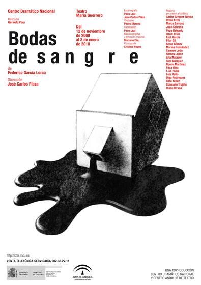La representación que ahora mismo se puede disfrutar en el Teatro María Guerrero de Madrid, nos traslada a la calurosa y árida Andalucía.